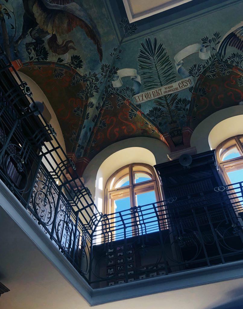 Научная библиотека в Львове