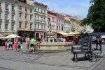Львов Площадь Рынок - центральная площадь города