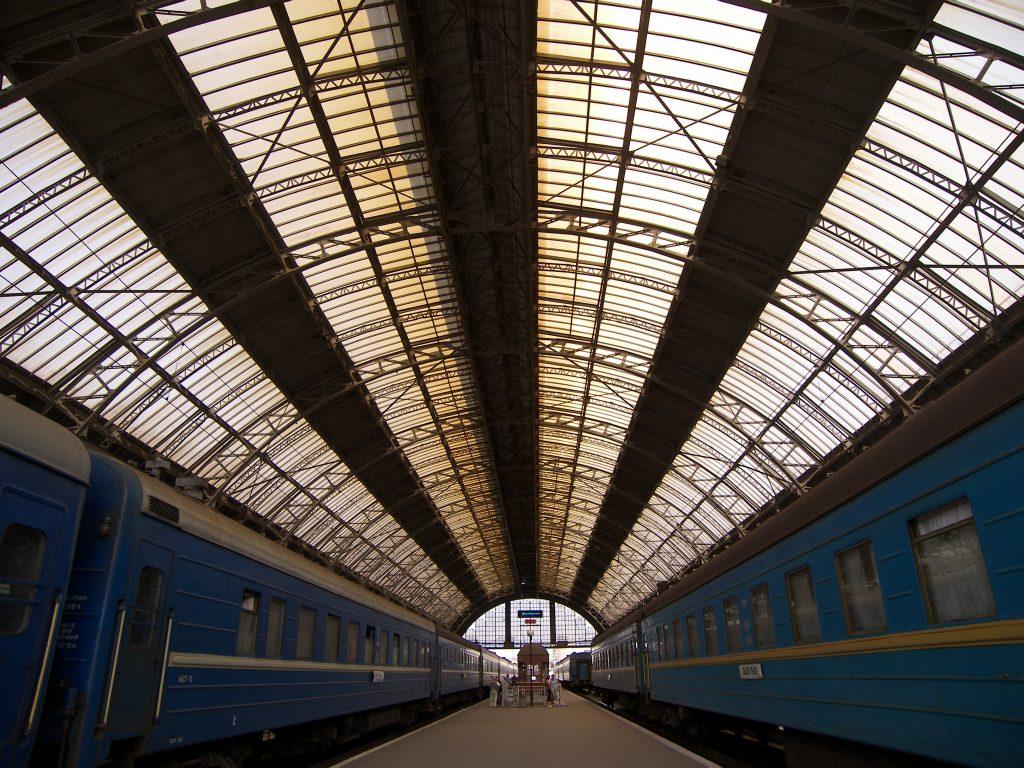 Львовский вокзал фото