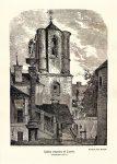 Армянский собор Львова гравюра 19 века
