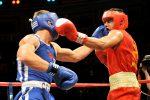 Боксерский поединок фото