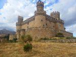Замок герцогов дель Инфантадо в Мансанарес-эль-Реаль