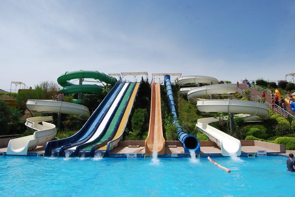 Турецкий аквапарк в Мармарисе Aqua Dream