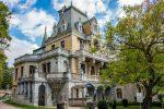 Дворец в Массандре в Крыму фото