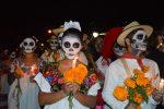 Праздник День мертвых в Мексике