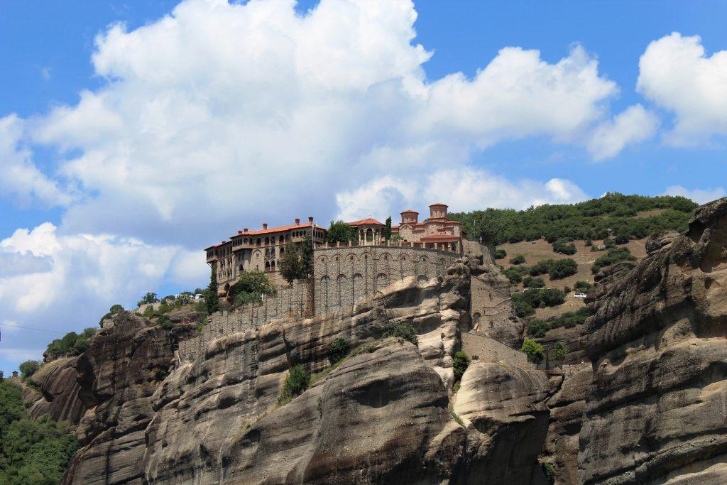 Монастырь Метеора в Греции