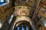 Михайловский собор стоковое фото внутри храма