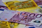 Бесплатное фото денег евро