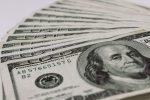 Стоковое фото деньги валюта доллары США