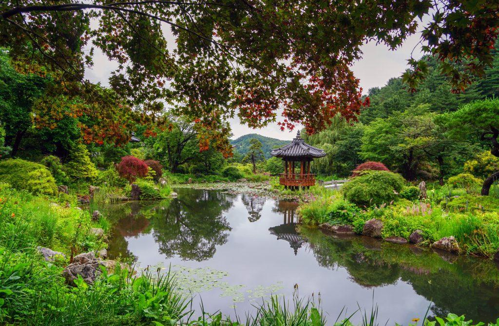 The Garden of Morning Calm, Seoul, Korea