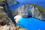 Пляж Навайо, остров Закинф. Ионические острова - Греция