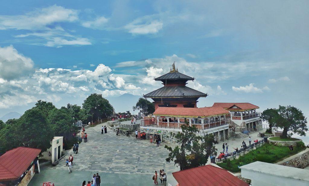 Фото храма Bhaleshwor Mahadev Temple в Непале