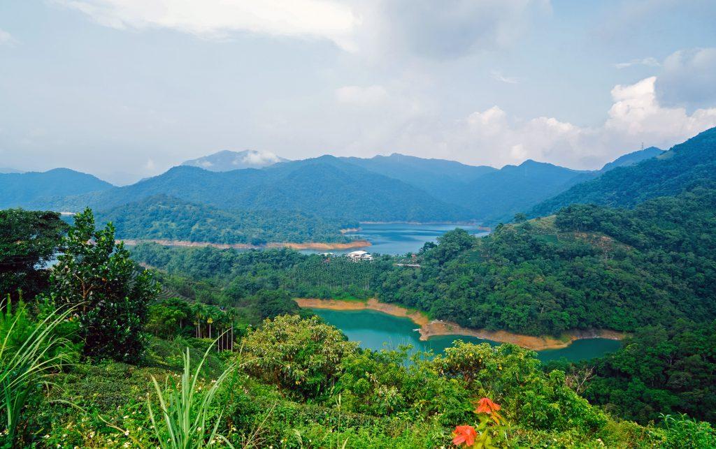 Озеро тысячи островов, Синьбэй, Тайвань