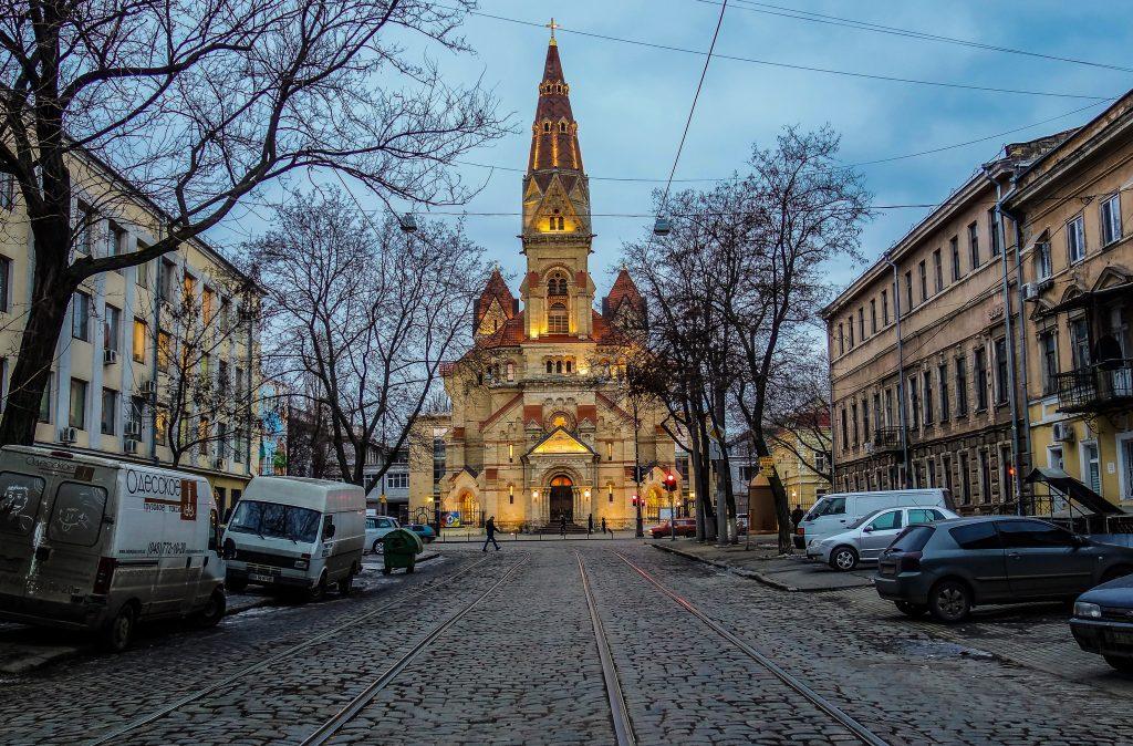 Кирха Святого Павла в Одессе