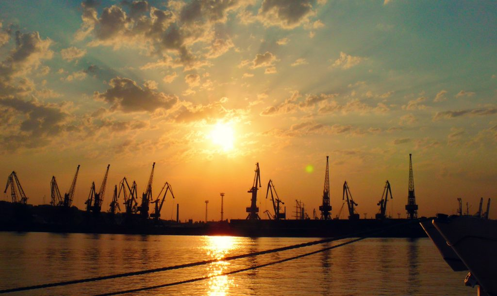 Одесский порт фото