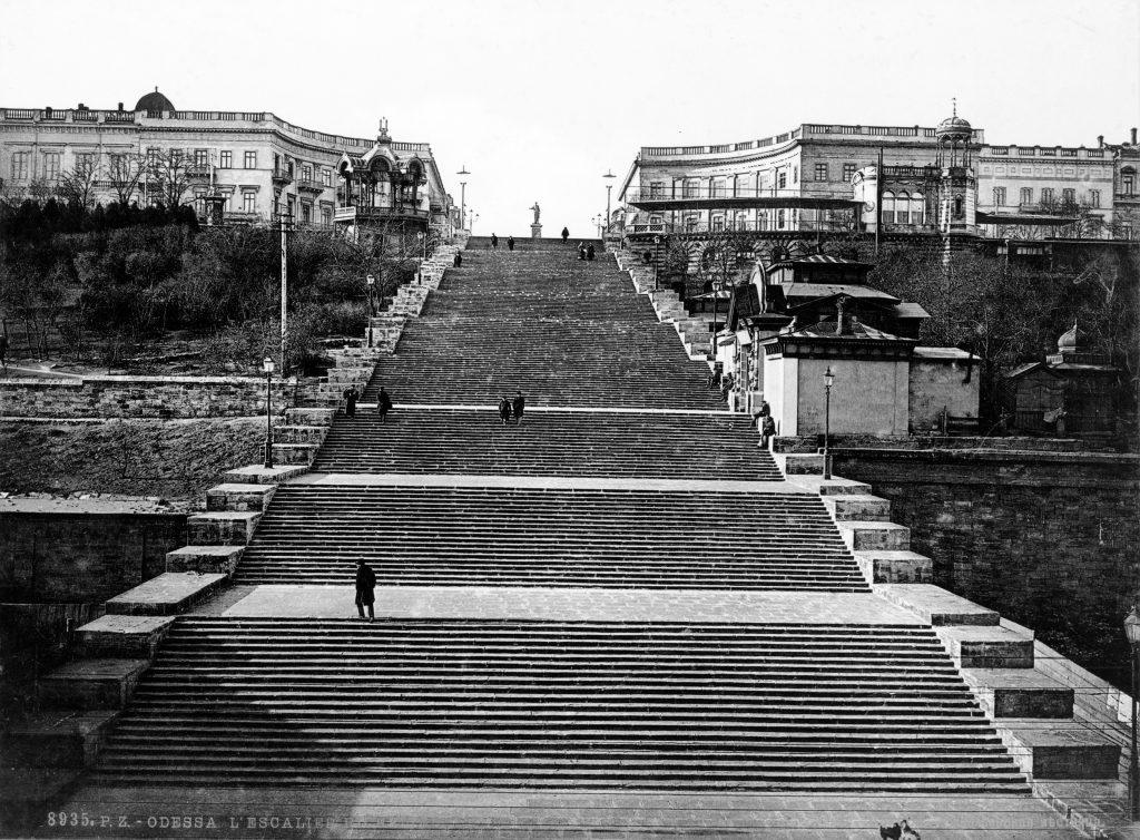 Лестница Ришелье в Одессе