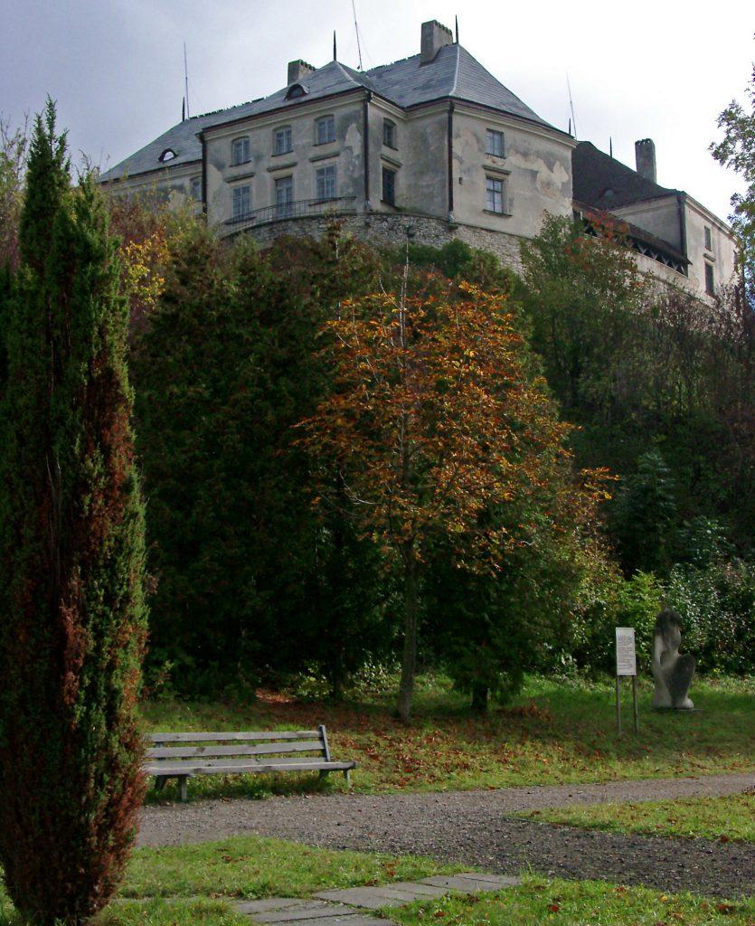 Олеський замок (Олесский замок) - Олеско, Львовская область