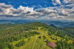 Горный курорт Пампорово в Болгарии