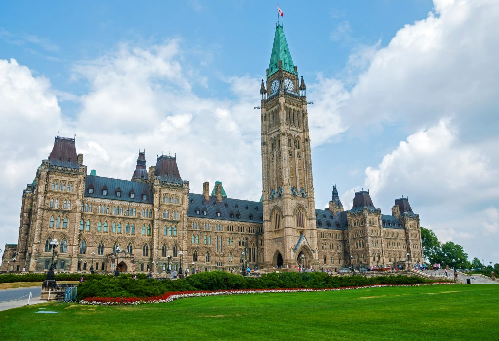 Парламентский холм, Парламент, Канада