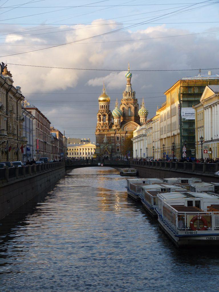 Фото канала в Санкт-Петербурге