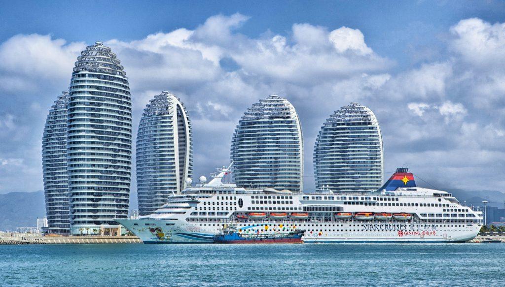Хайнань: остров Феникса и пляж Санья Бэй