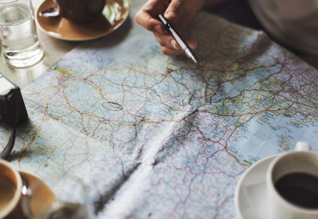Планирование путешествия фото