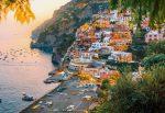 Деревня на скалах Позитано