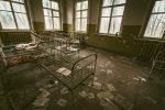 Фото Припяти и Чернобыля - заброшенный детский садик