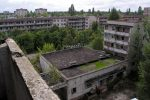 Брошенный город призрак Припять