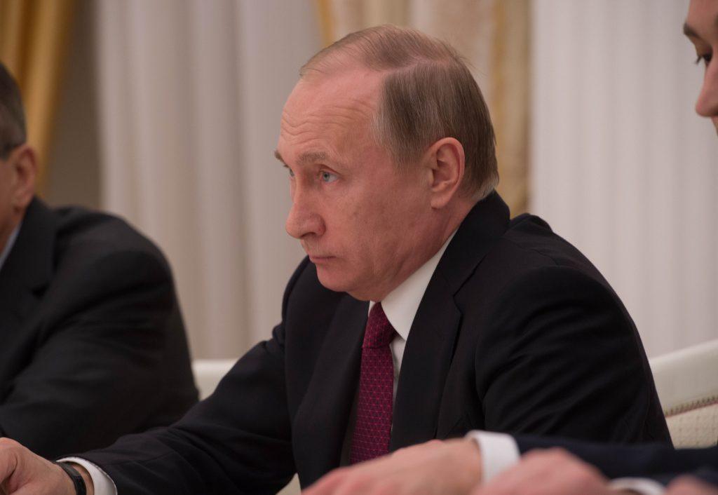 Бесплатное фото президента России Владимира Путина в хорошем качестве