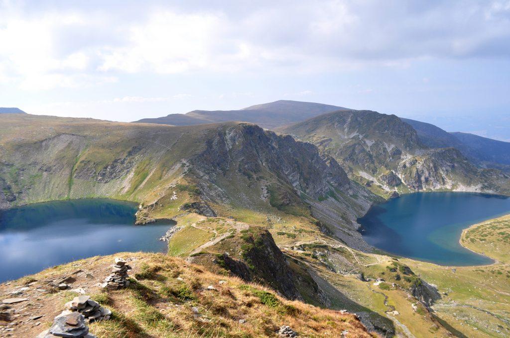 Горы Рила в Болгарии