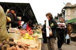 Фото продовольственного рынка в Украине