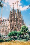Фото храма Саграда Фамилия в Барселоне