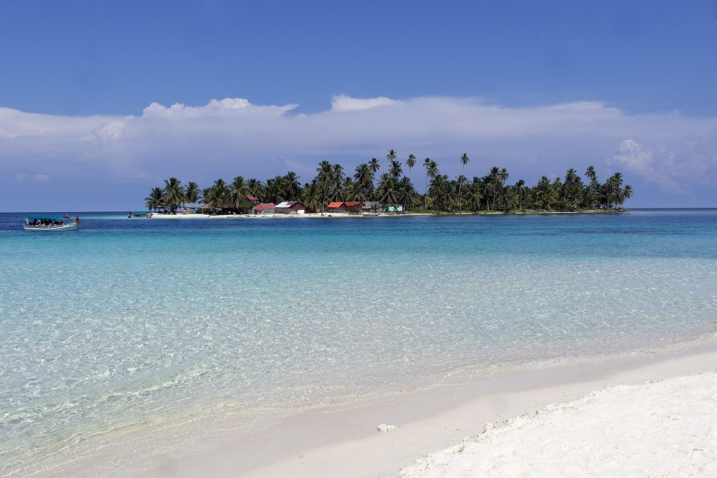 Пляжи Панамы - Арчипьелаго де Сан Блас