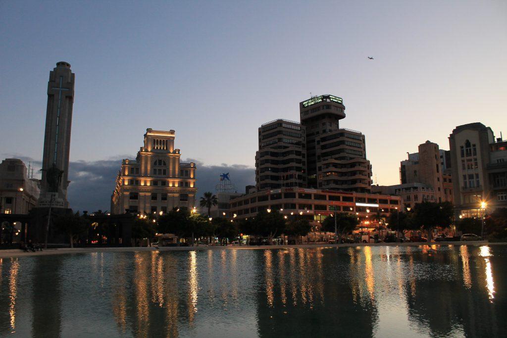 Фото города Санта-Крус-де-Тенерифе