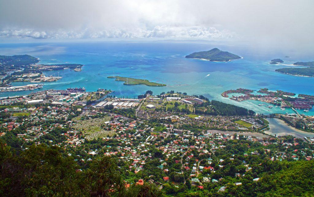 Город Виктория, столица, Сейшельские острова