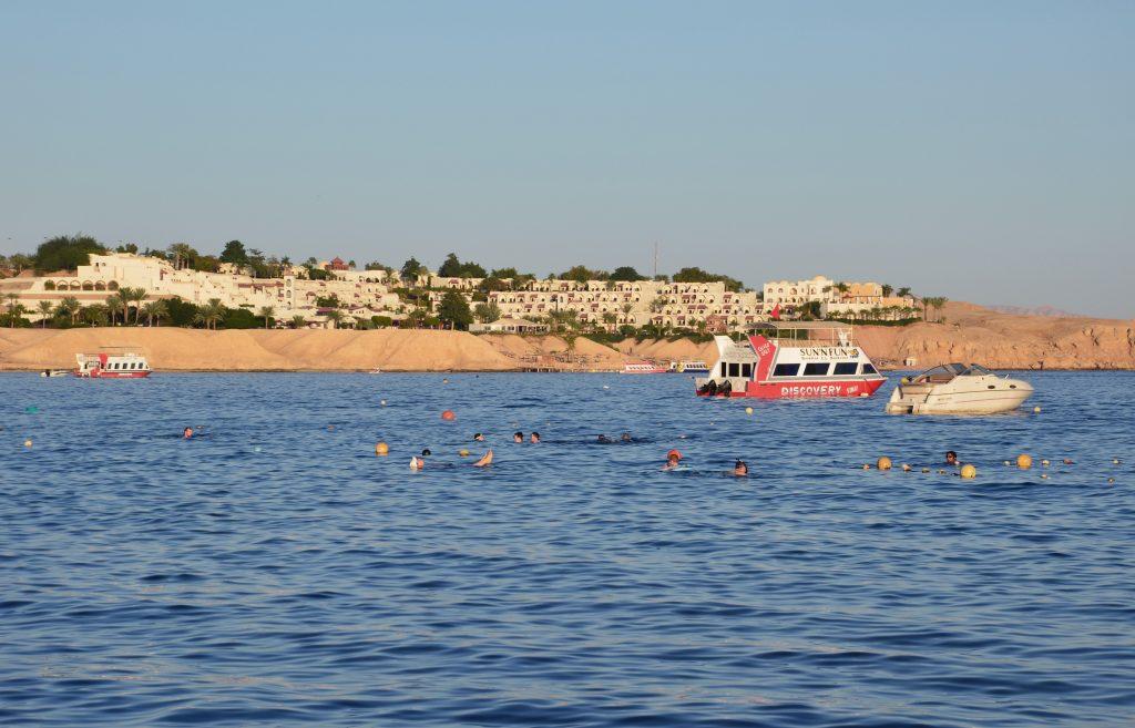Фото побережья Шарм-эль-Шейха