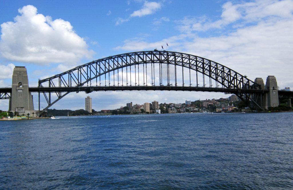 Сидней - мост Харбор-Бридж