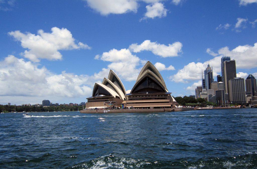 Сиднейская опера - оперный театр в Сиднее