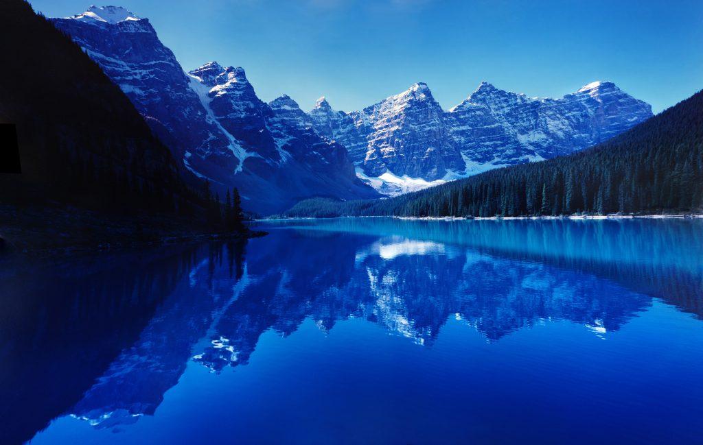Скалистые горы, провинция Альберта, Канада