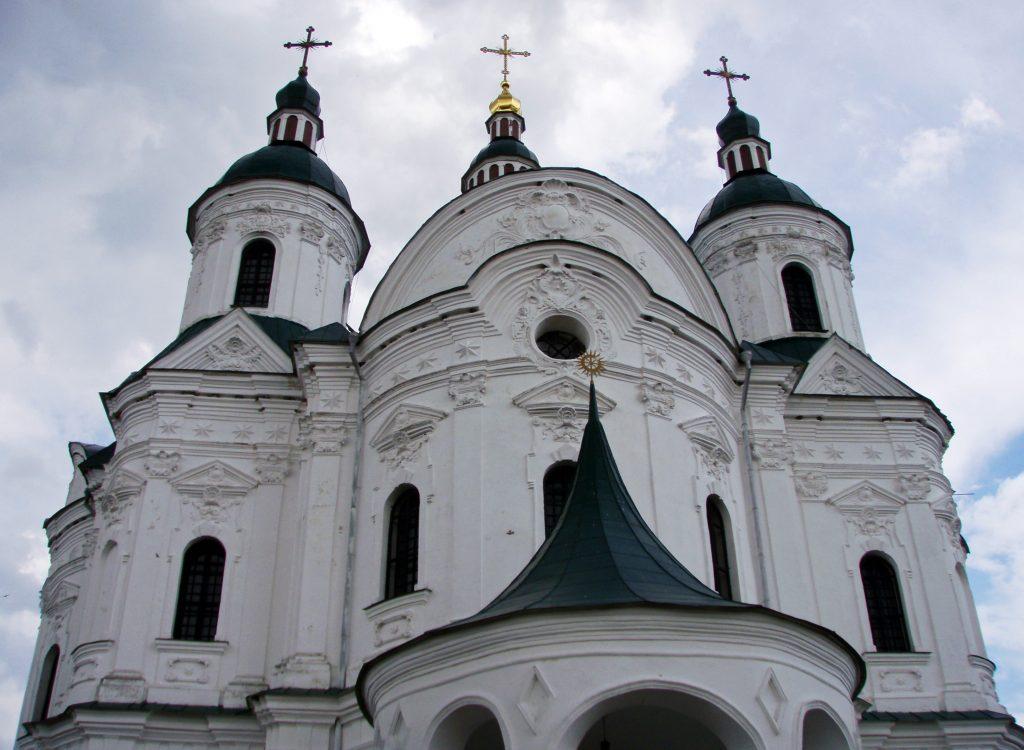 Православный Собор Рождества, Козелец