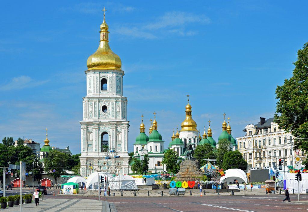 Храм София Киевская
