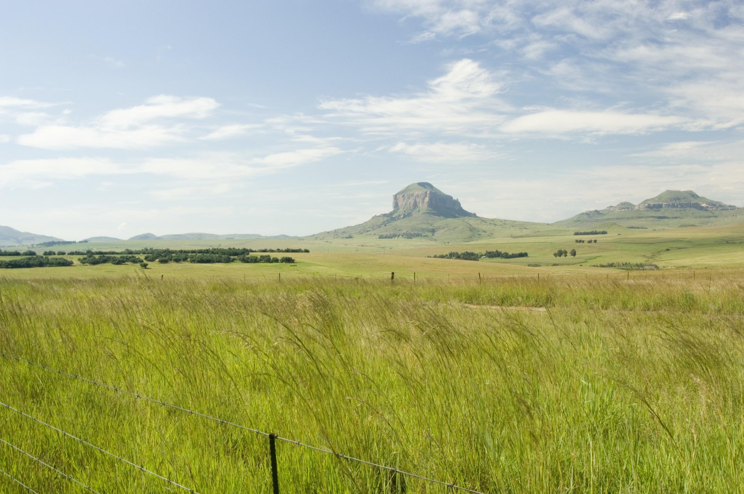 Горы в Южной Африке фото