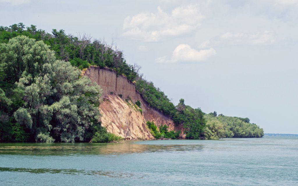 Кременчугское водохранилище в Светловодске