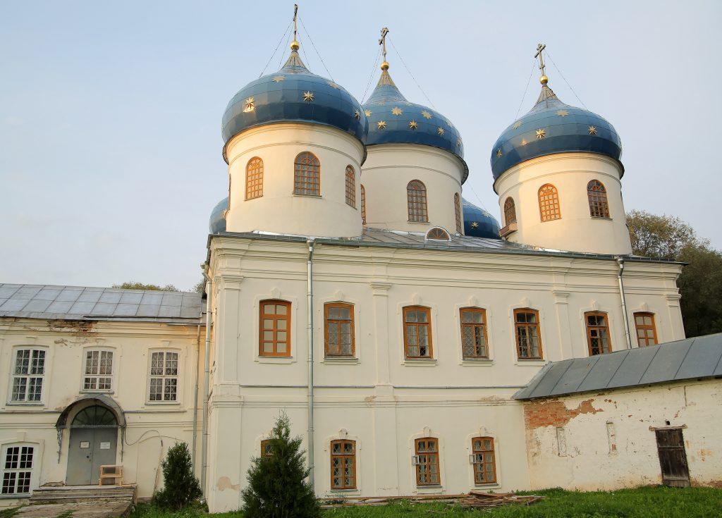 Свято-Юрьев монастырь, Великий Новгород, Россия