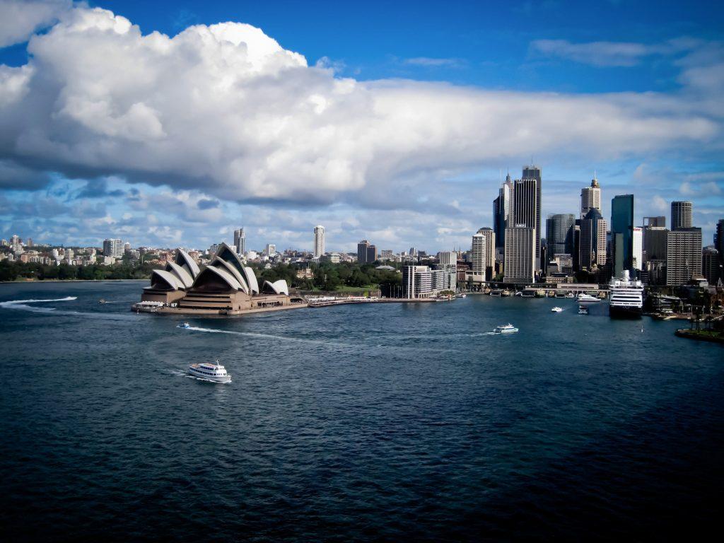 Панорама Сиднея