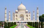 Индия мавзолей Тадж Махал фото