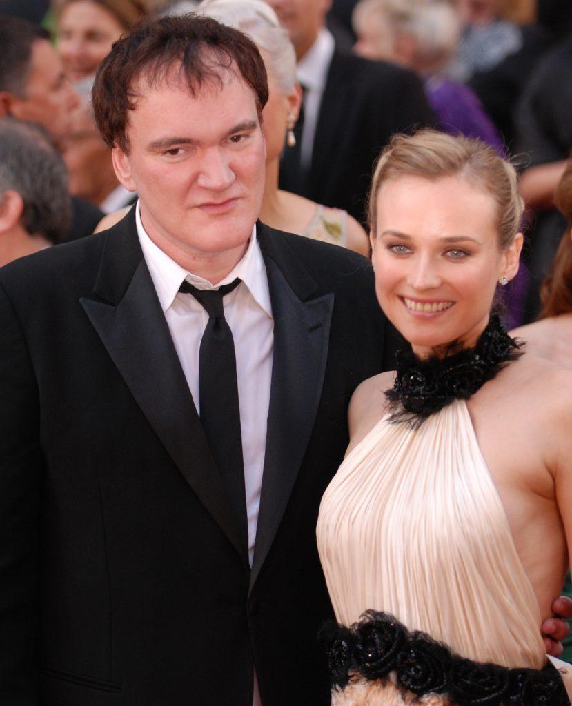Премия Оскар в 2010 году: Квентин Тарантино и Диана Крюгер