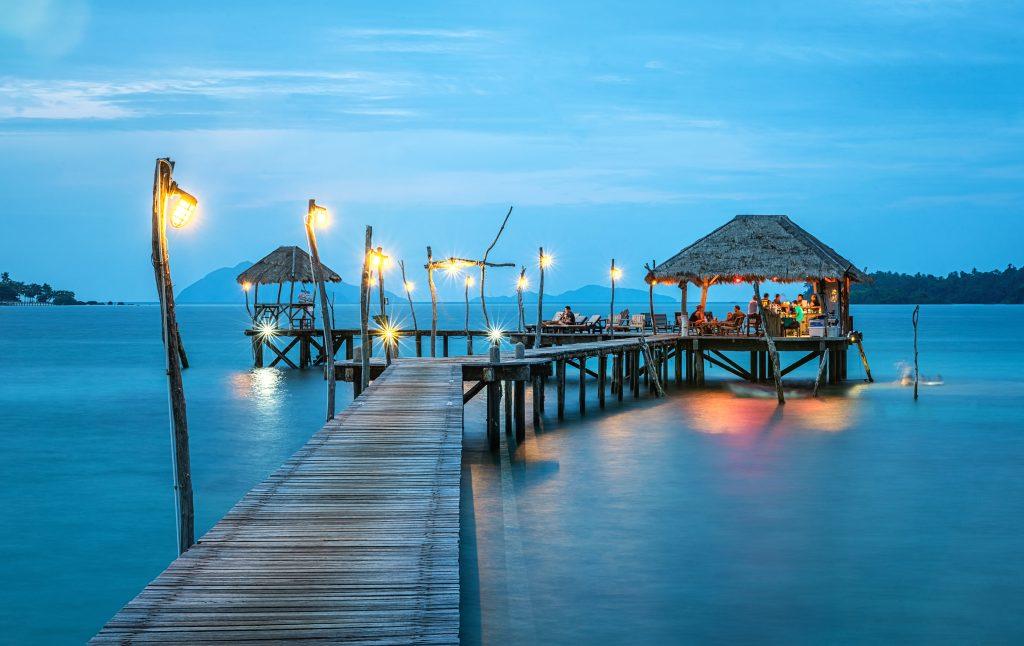 Тропический остров Ко Мак, Таиланд