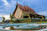 Таиланд буддийский храм Wat Phu Prao